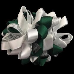 Huntergreen White Silver